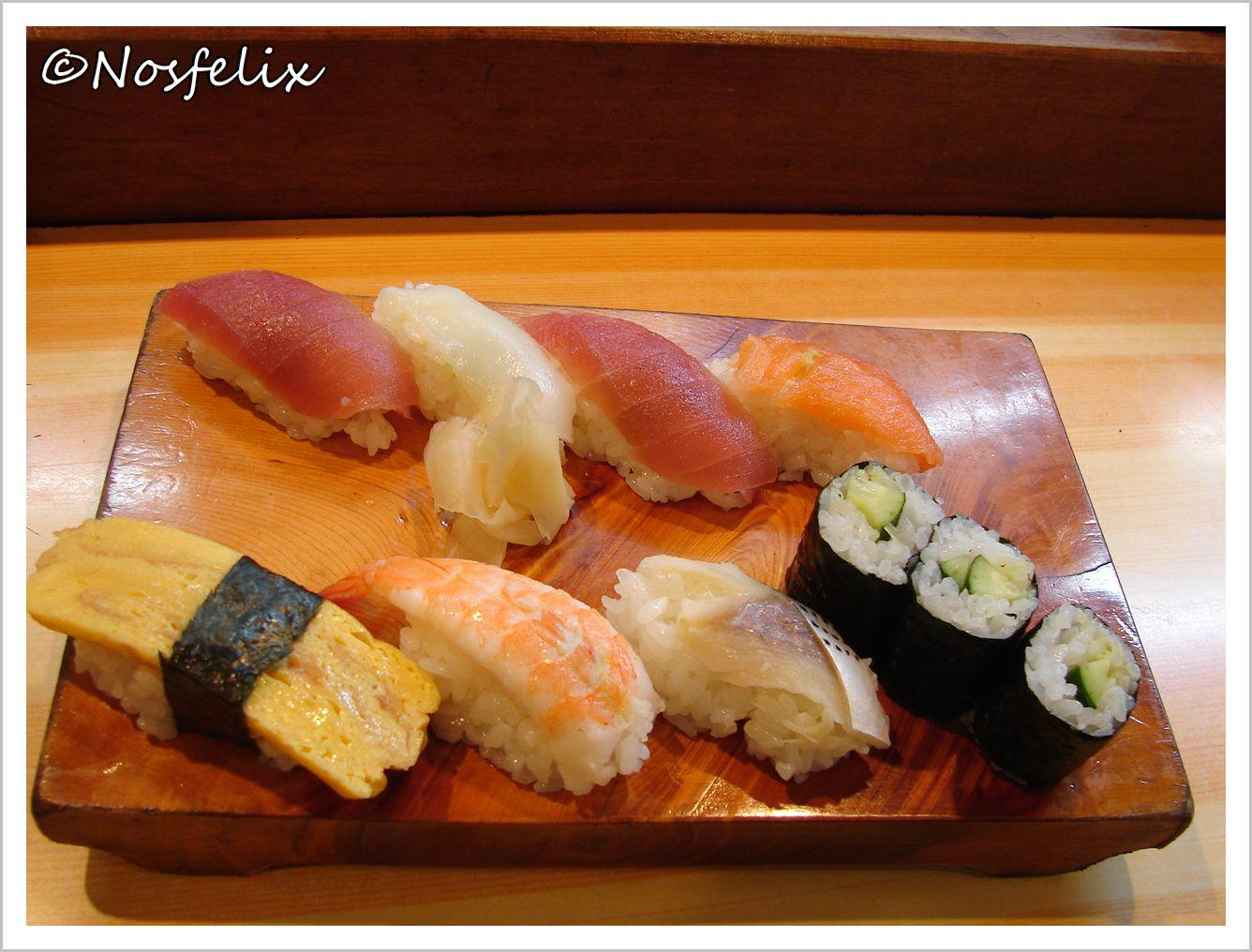 Sushi Restaurants In Tokyo Kyowa Food Service Less Expensive Portion
